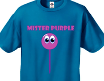Mister Purple T-Shirt!